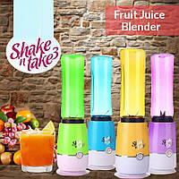 Блендер для приготовления коктейлей Shake N Take 3