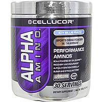 BCAA аминокислоты Cellucor ALPHA Amino 50 порц. (635 г)