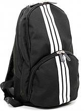 Рюкзак детский Wallaby 153 черный 9 л