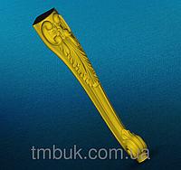 Ножка 34 для стула - 350х60х72 мм, фото 1