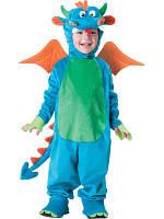 Прокат карнавального костюма дракончик большой