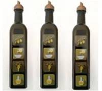 "Бутылка для масла 0,5л EverGlass ""Мaraska"" 1400-D1 КІМ"
