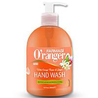 Жидкое мыло с апельсином O'ranger Hand Wash