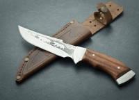 Охотничий нож Тотем Волк,охотничьи ножи,товары для рыбалки и охоты,оригинал