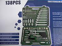 Набор ключей Eurotec SS 138