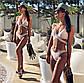 """Женский стильный раздельный купальник-бикини 0022""""Люрекс Переплёт"""" в расцветках, фото 3"""