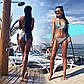 """Женский стильный раздельный купальник-бикини 0022""""Люрекс Переплёт"""" в расцветках, фото 9"""