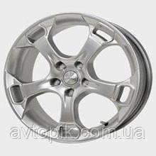 Литые колесные диски Скад: цвет Селена