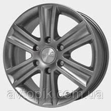Литые колесные диски Скад: цвет Селена-супер, цвет Бриметалл