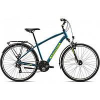 Велосипед Orbea COMFORT 30 PACK 19 L Blue - Green
