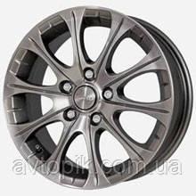 Литые колесные диски Скад: цвет Алмаз-супер