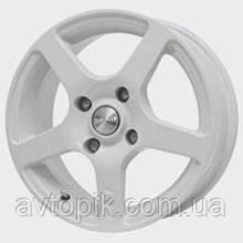 Литые колесные диски Скад: цвет Белый