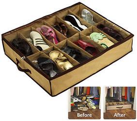Shoes-Under Шуз Андер Органайзер для обуви