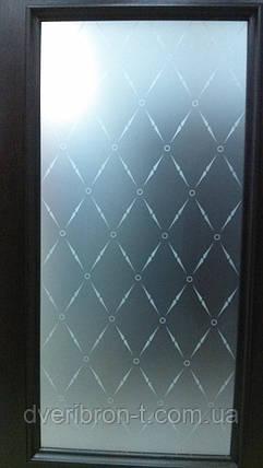 Двери Брама 31.2 дуб венге, фото 2