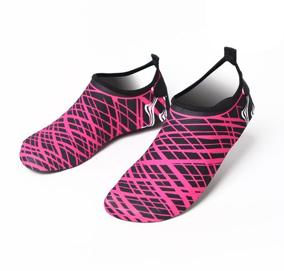 Аквашузы, обувь для дайвинга, пляжа Coral Blue (коралки) Xing розовые