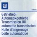 Масло трансмиссионное GM Opel