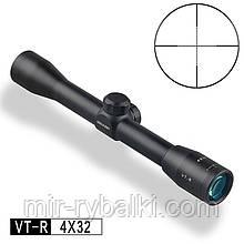 Прицел оптический 4VT-R 4x32 -Discovery