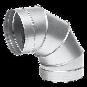 Отвод вентиляционный круглый Вентс 90-1000