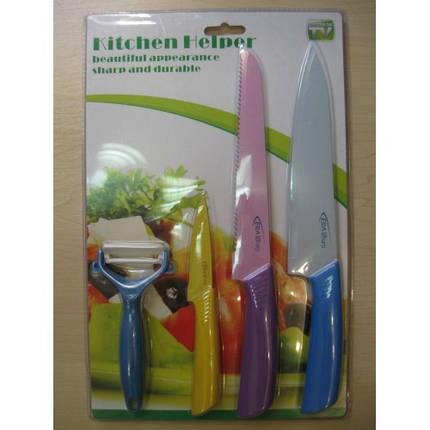 Набор ножей KITCHEN HELPER J004, фото 2