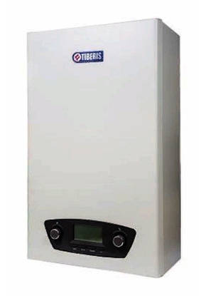 Турбированный газовый котел TIBERIS MINI 18 F отопление+ГВС , фото 2