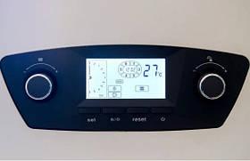 Турбированный газовый котел TIBERIS MINI 18 F отопление+ГВС , фото 3
