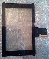 Asus Fonepad 7 ME372CG k00e сенсорний екран, тачскрін чорний