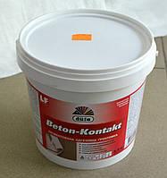 Пигментированная адгезионная грунтовка Beton – Kontakt  Dufa 2,5 кг