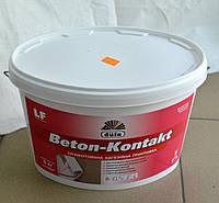 Пигментированная адгезионная грунтовка Beton – Kontakt  Dufa 5 кг