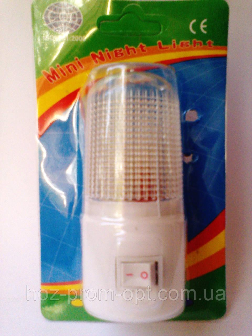 Ночник  LED с включателем.
