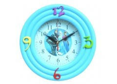 Часы настенные детские Холодное сердце d17