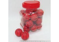 "Прыгуны ""Баскетбол"" 4,5см. в банке 2116-4 (24/720)"