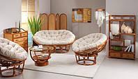 Ротанговая мебель твист