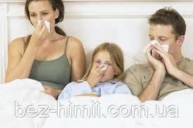 """Лечение и профилактика гриппа, ОРЗ с помощью водоочистителей """"Эковод"""""""