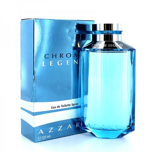 Azzaro Chrome Legend туалетная вода 125 ml. (Аззаро Хром Легенд)