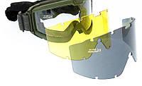 Очки тактические Brille ANSI EN 166 (Olive)