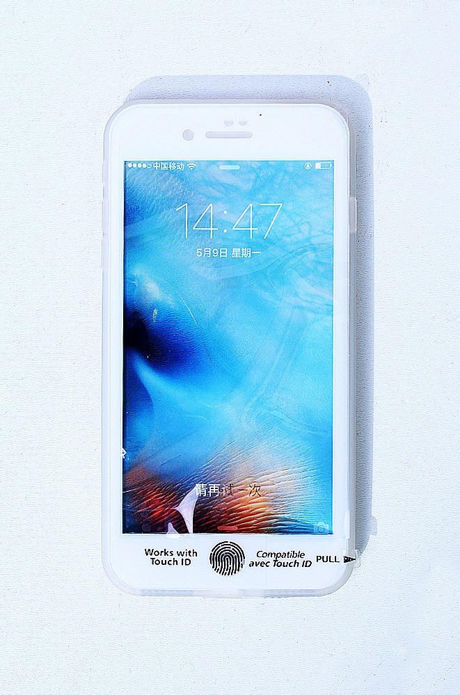Чехол на телефон IPhone 6 16 х 8 см AAA