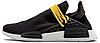 Мужские кроссовки Adidas Human Race Nmd Black Реплика