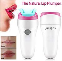 Електричний прилад для збільшення губ - засіб Juva Lips Automatic Plumper, фото 1