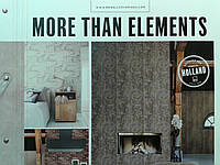 Голландские обои BN - MORE THAN ELEMENTS