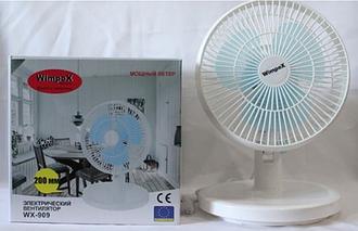 Вентилятор Wimpex WX-909