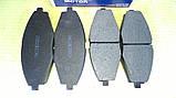 Колодки передние тормозные Ланос 1,5 и Сенс Daewoo, фото 2