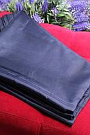 Скатерть темно-синяя 145 х 150 см