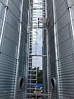Металлический силос для хранения зерна NL 22/24 на 5000т (Германия), фото 7