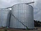 Металлический силос для хранения зерна NL 22/24 на 5000т (Германия), фото 8