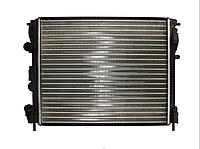 Радиатор охлаждения двигателя  DACIA LOGAN, LOGAN MCV, SANDERO; NISSAN KUBISTAR; RENAULT CLIO II, KANGOO, KAN