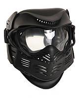 Защитная маска для игры в пейнтбол