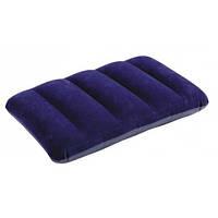 Подушка надувная под голову для моря