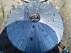 Металлический силос для хранения зерна NL 22/24 на 5000т (Германия), фото 4
