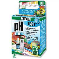 JBL Test Set РН 3,0-10,0 тест для контроля уровня pH.