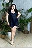 Купальник-сукня для великих жінок, з 48-98 розмір